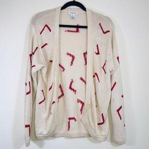 Vtg. Christian Dior Silk Blend Cardigan - #1178